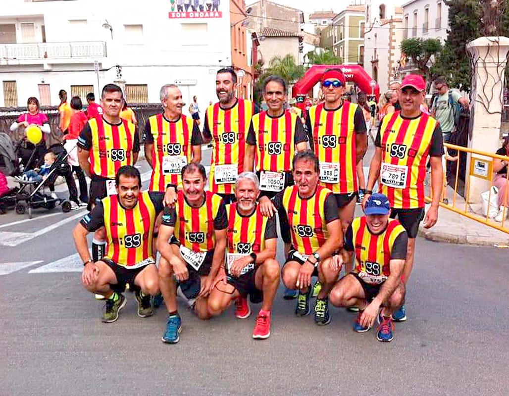 Èxit de l'atletisme alteà a la Comunitat Valenciana