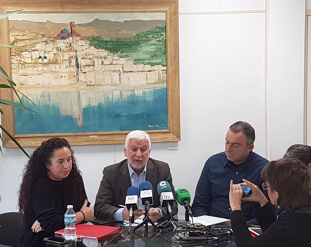 El gobierno de Jaume Llinares centrará la legislatura en la remodelación del frente litoral y la mejora de infraestructuras de los cascos antiguos de Altea y Altea la Vella