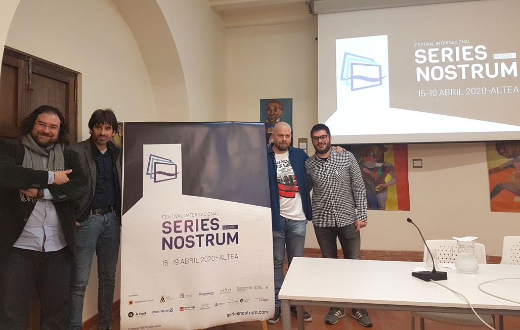 Altea presenta la primera edición de Series Nostrum