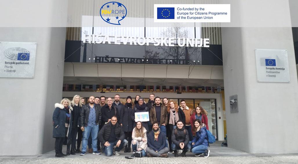 Altea está presente en Eslovenia a través de la Oficina de Proyectos Europeos