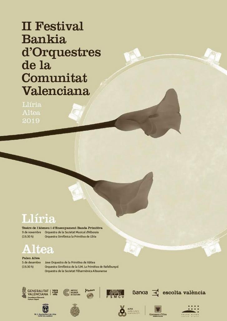 Altea acoge el II Festival de Orquestas Bankia de la Comunitat Valenciana