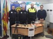 La Policia Local incorpora al seu equip un segon dron i forma als agents per al pilotatge del mateix