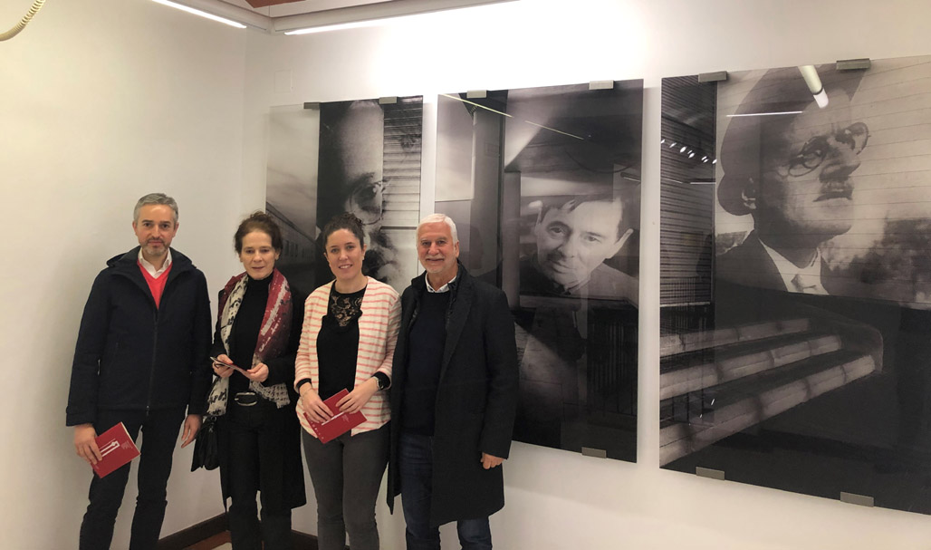 Inaugurada la exposición de Arte Contemporáneo, Mirades amb Gènere?