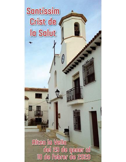 Altea la Vella celebra sus fiestas patronales en honor al Stmo. Cristo de la Salud