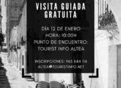 """Turisme inaugura any i rutes guiades amb """"Fundació d'Altea 1617"""""""