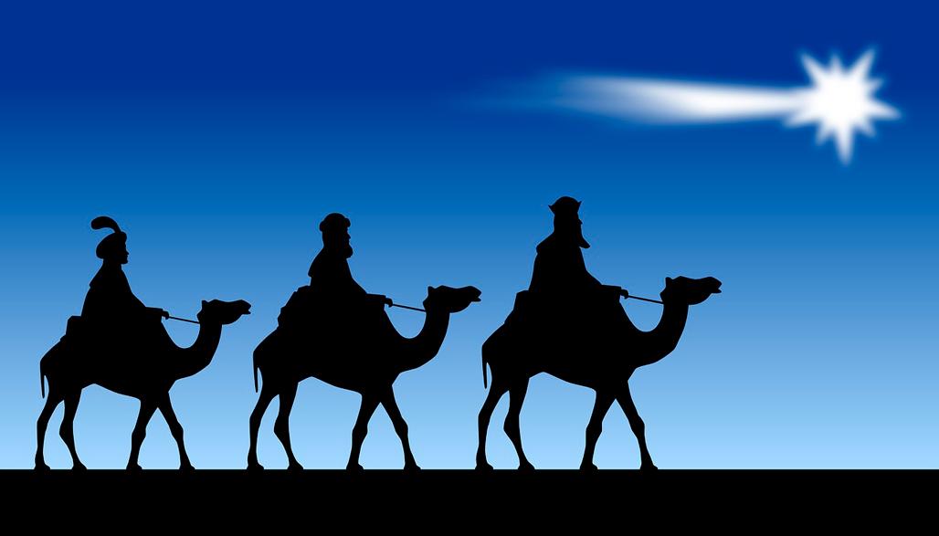 Els Reis Mags d'Orient ja estan de camí a Altea i Altea la Vella
