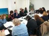 La edil de Igualdad preside el Consejo Municipal de Mujeres e Igualdad