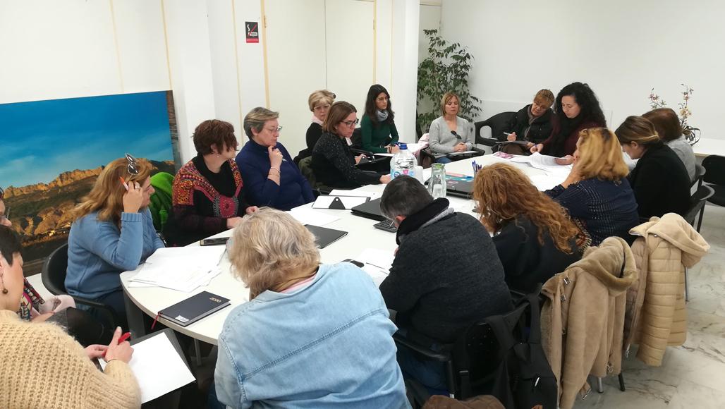 L'edil d'Igualtat presideix el Consell Municipal de Dones i Igualtat