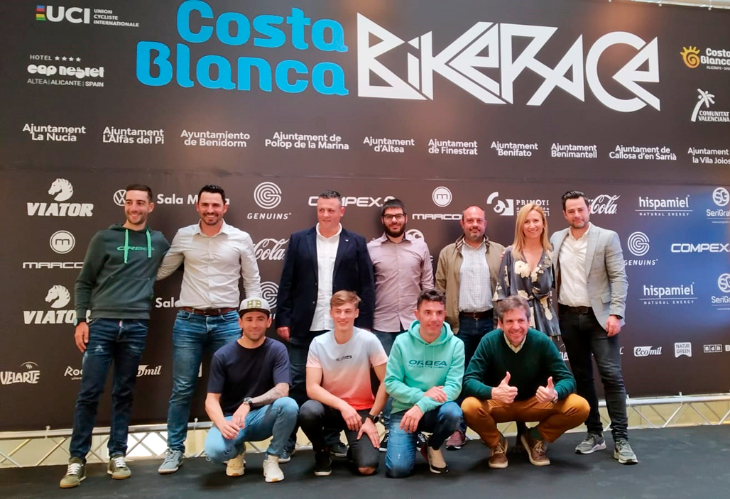 Altea, seu principal de la Costa Blanca Bike Race 2020