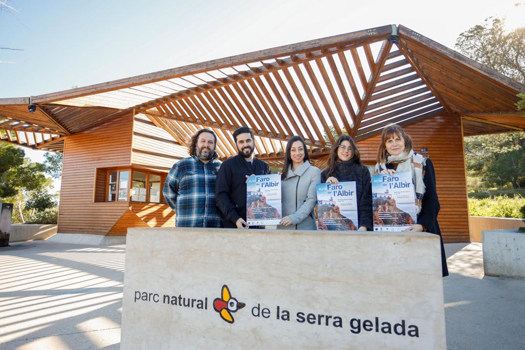 Les regidories de Joventut d'Altea, l'Alfàs i Polop llancen un programa de rutes culturals i mediambientals