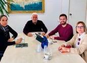 La Federación Valenciana de Municipios y Provincias se interesa por el modelo de la Oficina de Proyectos Europeos de Altea