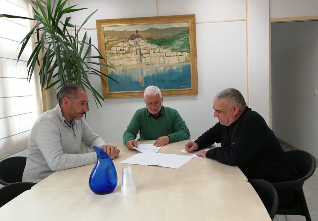 De nuevo un alteano se beneficia de los programas sociales del LABORA y el Ayuntamiento de Altea