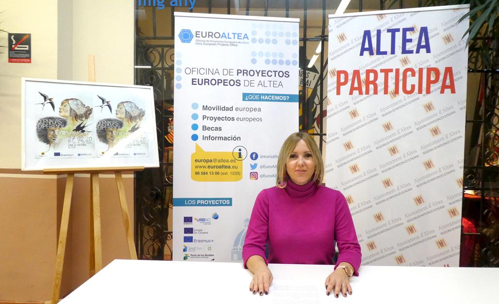 L'Oficina de Projectes Europeus llança noves places d'Erasmus +