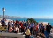 Altea va celebrar el Dia del Guia Turístic amb rutes guiades per conèixer la localitat