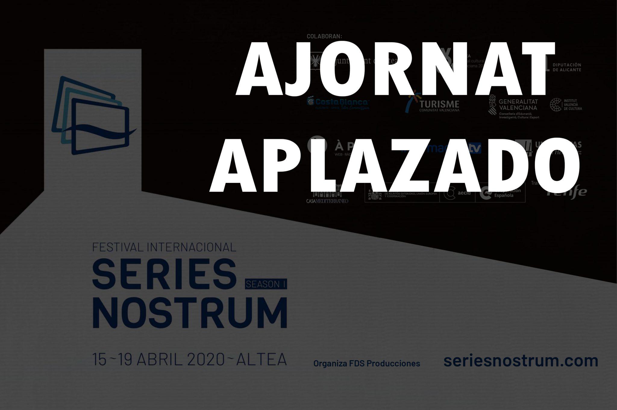 El Festival Series Nostrum ajorna la celebració de la seua primera edició a Altea