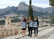 La concejala de Juventud de Altea asiste a la presentación de la segunda Ruta Cultural y Medioambiental