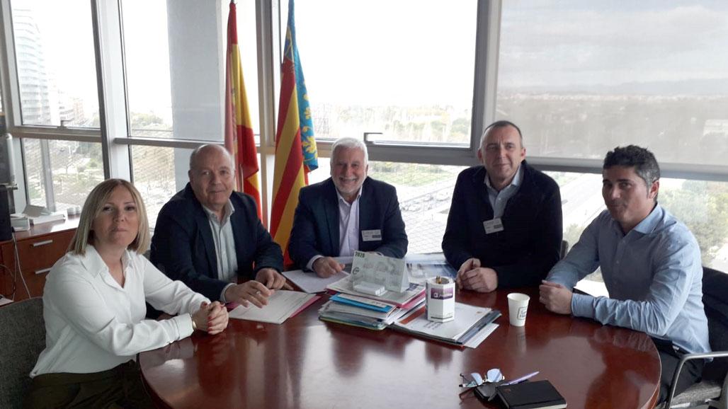 El Ayuntamiento consigue el compromiso de la Dirección General de Aguas para financiar una conducción entre el Montahud y Les Rotes