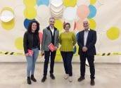La Col•lecció d'Art Contemporani de la Generalitat Valenciana reflexiona a Altea sobre la configuració del paisatge