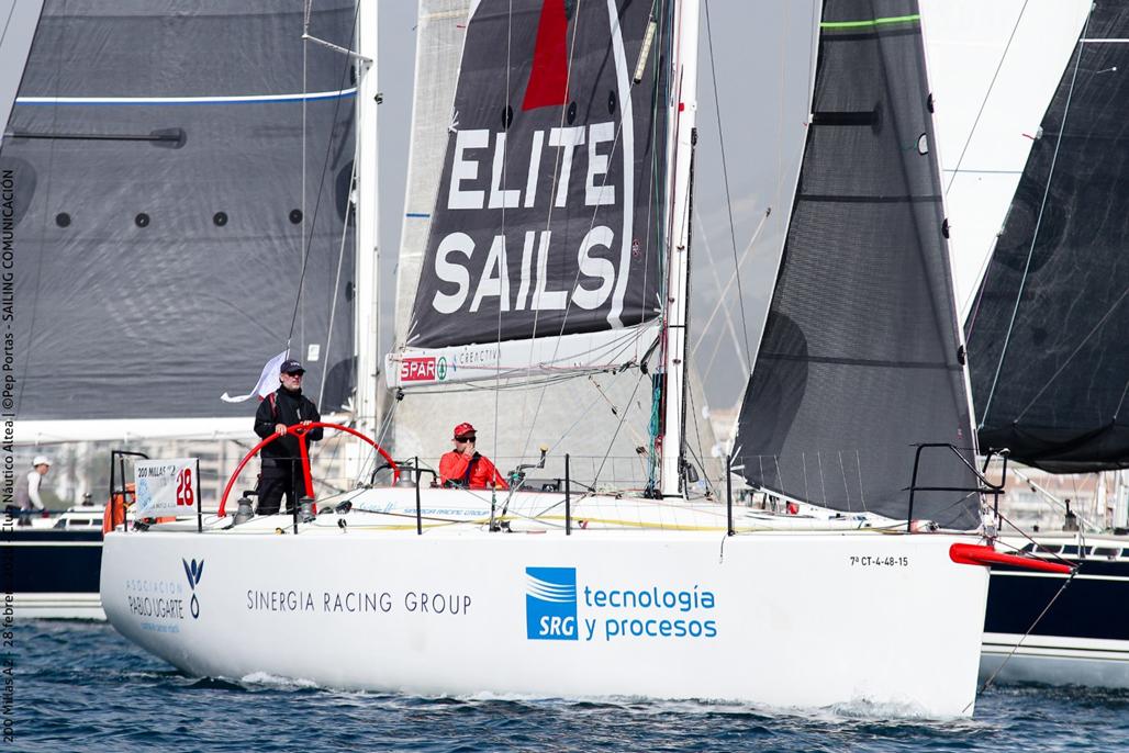 El Carmen – Elite Sails, campeón de las 200 Millas A2 de Altea