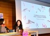Yolanda Domínguez va obrir la programació de la Setmana de la Dona a Altea