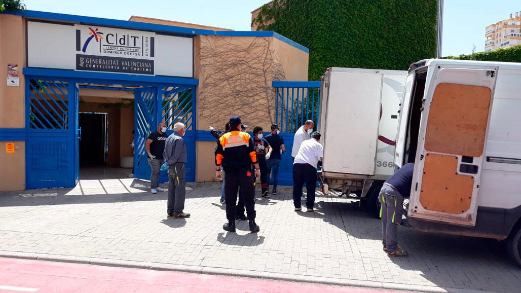 Altea se suma al proyecto solidario ''Alicante Gastronómica Solidaria''