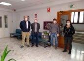 Segueixen les donacions de material a l'Ajuntament d'Altea