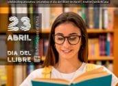 La regidoria de Cultura anima a tots i totes a celebrar el Dia del Llibre i emplenar Facebook de fragments. Sols has de gravar-te llegint el teu llibre més estimat i compartir-ho aestaxarxa social demà dijous 23. Mencionaa @Biblioteques d'Altea i @Celebra el dia del llibre recitant! ambl'etiqueta #JoEmQuedeACasa