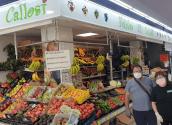 """Fruites i verdures """"El Callosí"""" posa en marxa una campanya solidària per al mes de maig"""