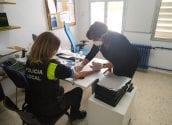 La Concejalía de Seguridad Ciudadana de Altea realiza test a los agentes de la Policía Local y Protección Civil