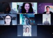 La regidora d'Educació es reuneix amb les AMPA per videoconferència