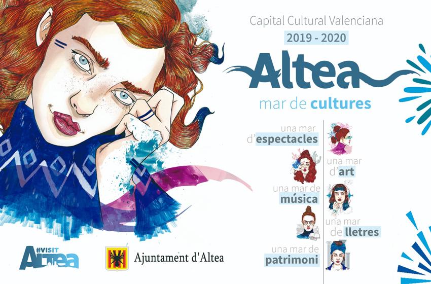 Altea prolongará su capitalidad cultural valenciana hasta finales de año