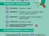 La regidoria d'Igualtat, encapçalada per Vicenta Pérez, posa en coneixement de les persones interessades, especialment dones en situació de vulnerabilitat, la Guia d'Actuació per a dones víctimes de tracta amb fins d'explotació sexual i per a dones en context de prostitució davant la situació d'emergència derivada del confinament per l'epidèmia de coronavirus.