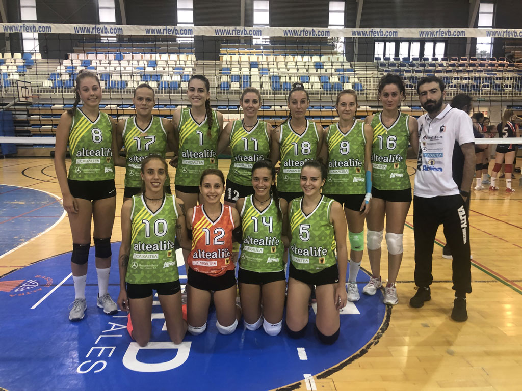 El Altealife CVA continuarà una temporada més a la categoria nacional
