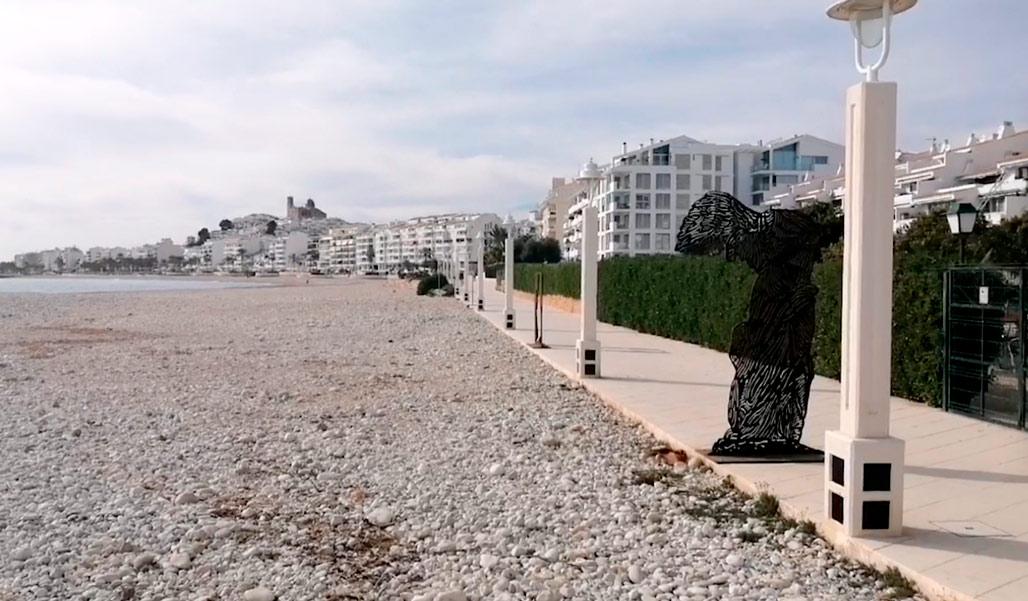 El Ayuntamiento de Altea empieza con el plan de ordenación de personas para la desescalada
