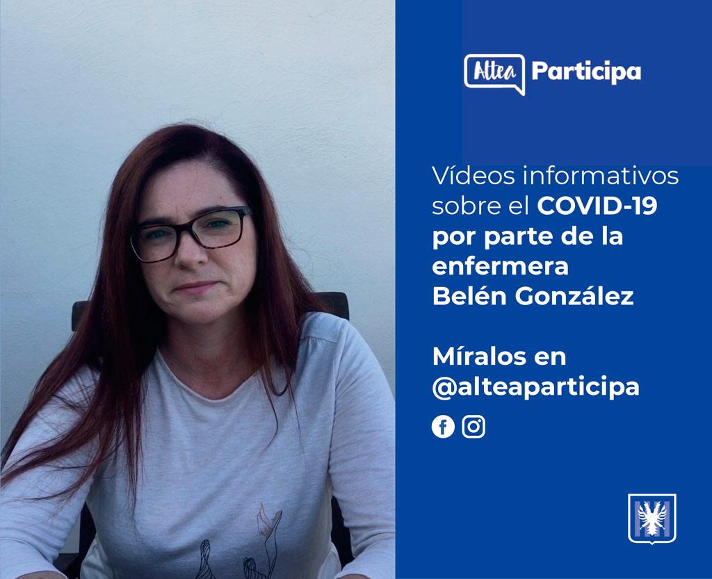 Participación Ciudadana comparte vídeos informativos con recomendaciones sanitarias para convivir con el coronavirus