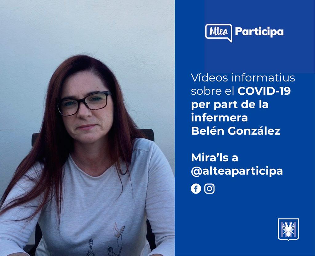 Participació Ciutadana comparteix vídeos informatius amb recomanacions sanitàries per conviure amb el coronavirus