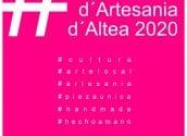 La plaça de l'Església dóna la benvinguda a la 37a edició de la Mostra d'Artesania