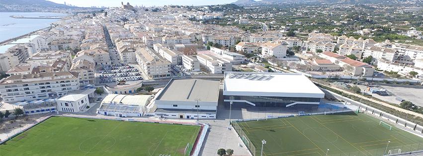 La Ciutat Esportiva d'Altea continuarà tancada al públic en la Fase 2
