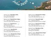 El próximo fin de semana, 10 y 11 de julio, tendrán lugar las visitas guiadas 'Ruta Marinera' y 'Ruta al Pueblo Antiguo'. Ambos trayectos tendrán salida desde la Tourist Info, C / San Pedro, 14, a las 19:00 horas con una duración de una hora aproximadamente. Es obligatorio el uso de la mascarilla y la distancia interpersonal de 1,5 metros. Inscripciones en altea@touristinfo.net o al teléfono 965 84 41 14
