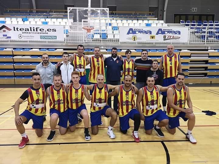 El primer equip del Basquet Altea aconsegueix l'ascens al Campionat d'Espanya 1ª Divisió