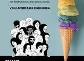 Joventut posa en marxa un mural participatiu per commemorar el dia LGTBI +