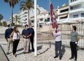 La bandera Qualitur onejarà a huit platges d'Altea