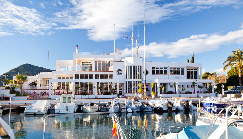 El Club Nàutic d'Altea i el seu restaurant Bon Vent aconsegueixen el segell 'Safe Tourism Certified'