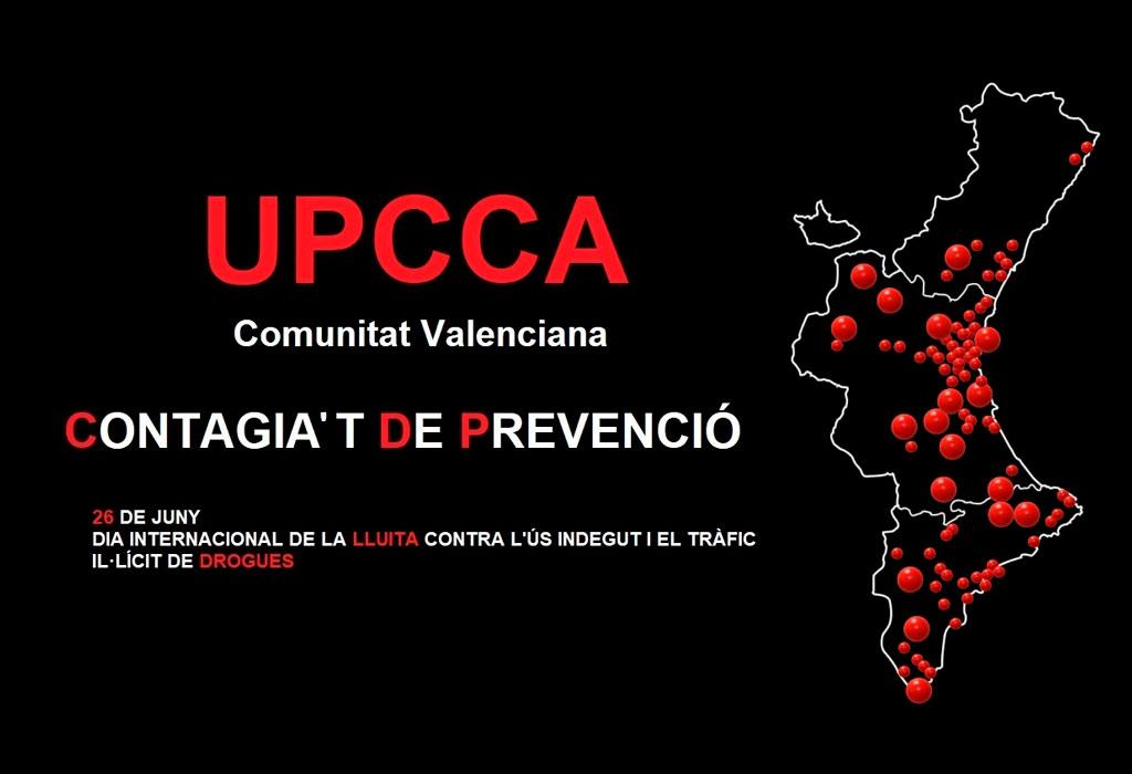 Altea es suma a la campanya 'Contagia't de Prevenció' amb motiu del Dia internacional de lluita contra l'ús indegut i el tràfic il·lícit de drogues