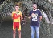 El jove alteà Jaume Guardeño seleccionat per formar part de l'Equip Junior Nacional de Ciclisme