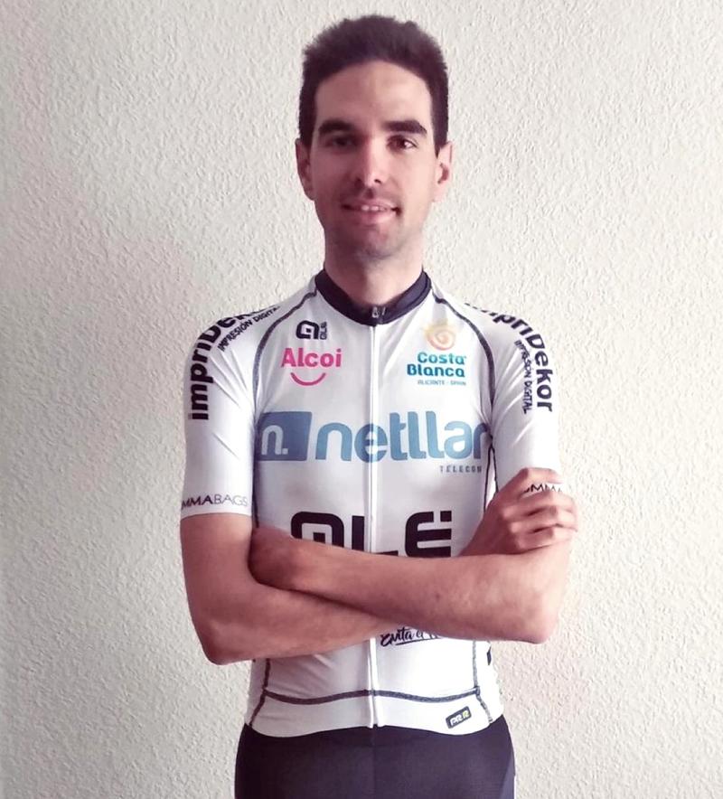 Miguel Juan correrá el Tour Savoie Mont-Blanc con el Bahrain Cycling Academy