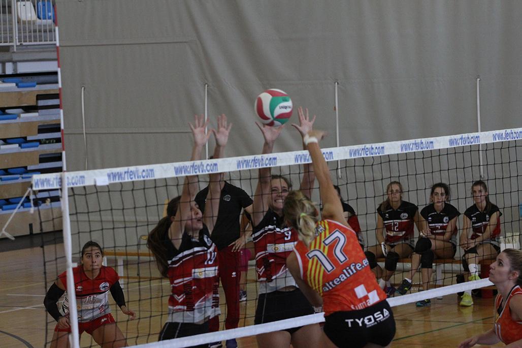 El Club Voleibol Altea forzado a renunciar a jugar en categoría nacional