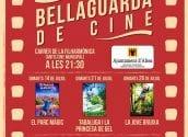 La programació  de 'Bellaguarda de Cine' conclou este dimarts, 18 d'agost, amb la pel·lícula 'Smallfoot'. La projecció tindrà lloc a l'aparcament del carrer de la Filharmònica a les 21:30h i compta amb aforament limitat. No oblides la teua mascareta!