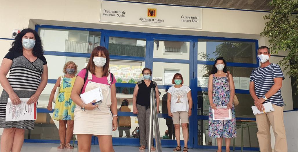 Bienestar Social dona 4.500€ a Cruz Roja, Corazón Exprés y Cáritas por su labor durante la crisis del covid-19