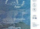 Divendres 31 de juliol, a les 19: 00h, visita guiada a Altea la Vella. Punt de trobada: Aparcament els Revoltetes. Activitat gratuïta baix reserva a altea@touristinfo.com o telefonant al 965 84 41 14 .